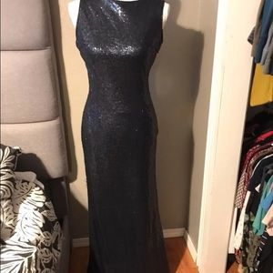 Lulus long dress